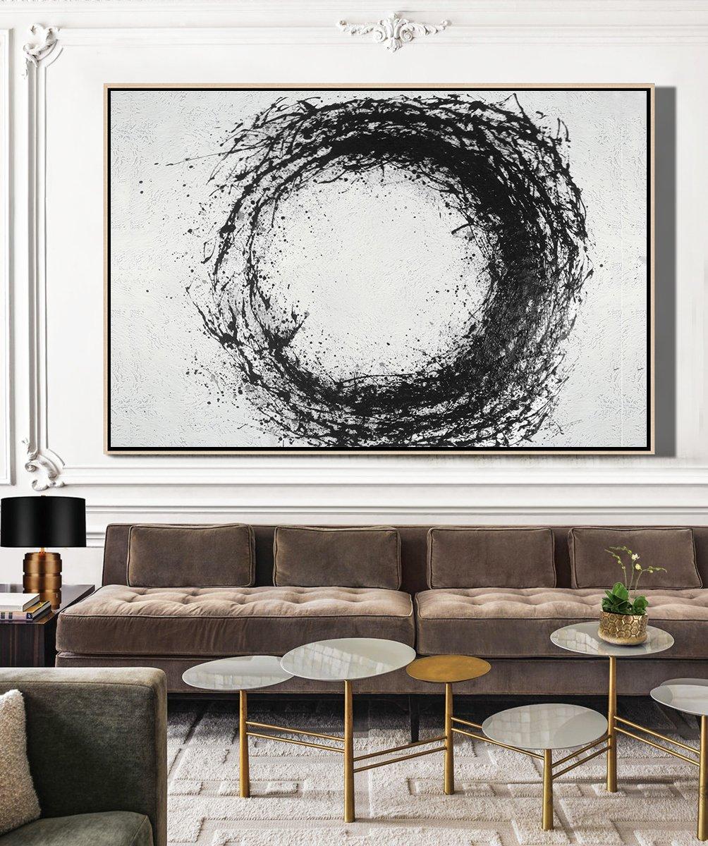 Wall Art Ideas For Living Roomoversized Horizontal