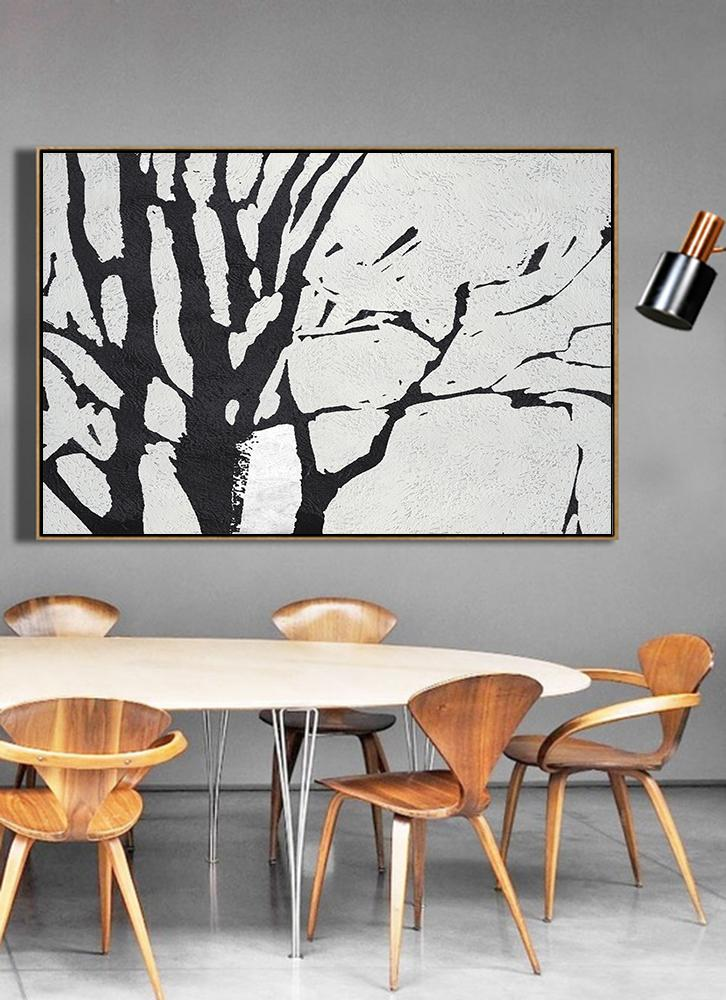 Large Contemporary Painting,Cz Art Design - Extra Large Artwork