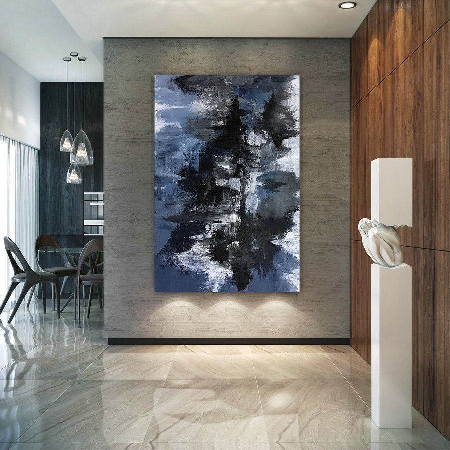 Large Modern Wall Art Painting,Large Abstract Painting On Canvas,Texture Art Painting,Canvas Custom Art,Wall Art Canvas Dic063,Abstract Canvas