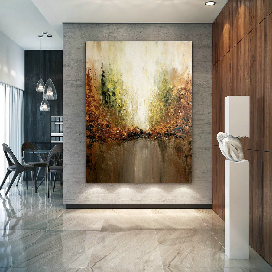 Large Abstract Painting,Modern Abstract Painting,Painting Colorful,Large Canvas Art,Abstract Painting,Acrylic Textured Bn0011,Giant Wall Art Posters
