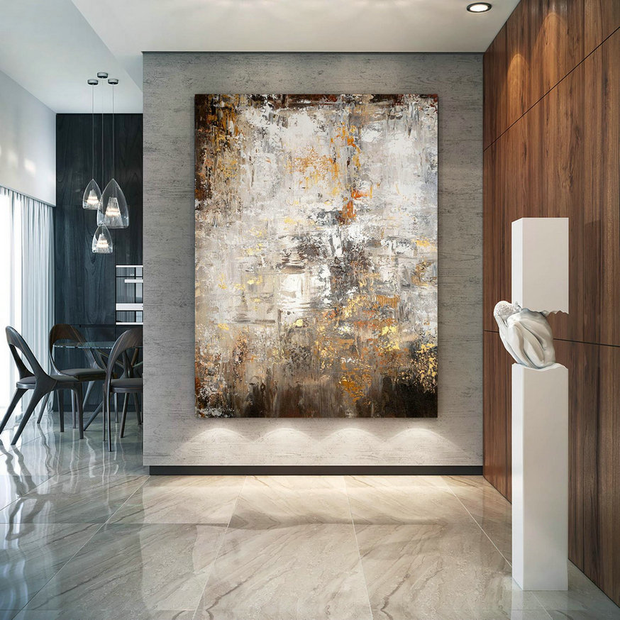 Original Painting On Canvas,Original Abstract Canvas Art,Canvas Large,Painting Home Decor,Canvas Art Original Bnc041,Abstract Canvas Painting