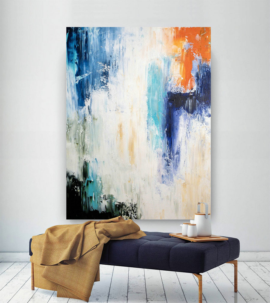 Large Painting On Canvas,Original Painting On Canvas,Art Paintings,Paintings Canvas,Gold Canvas Painting,Texture Wall Art Bnc060,Discount Oversized Art