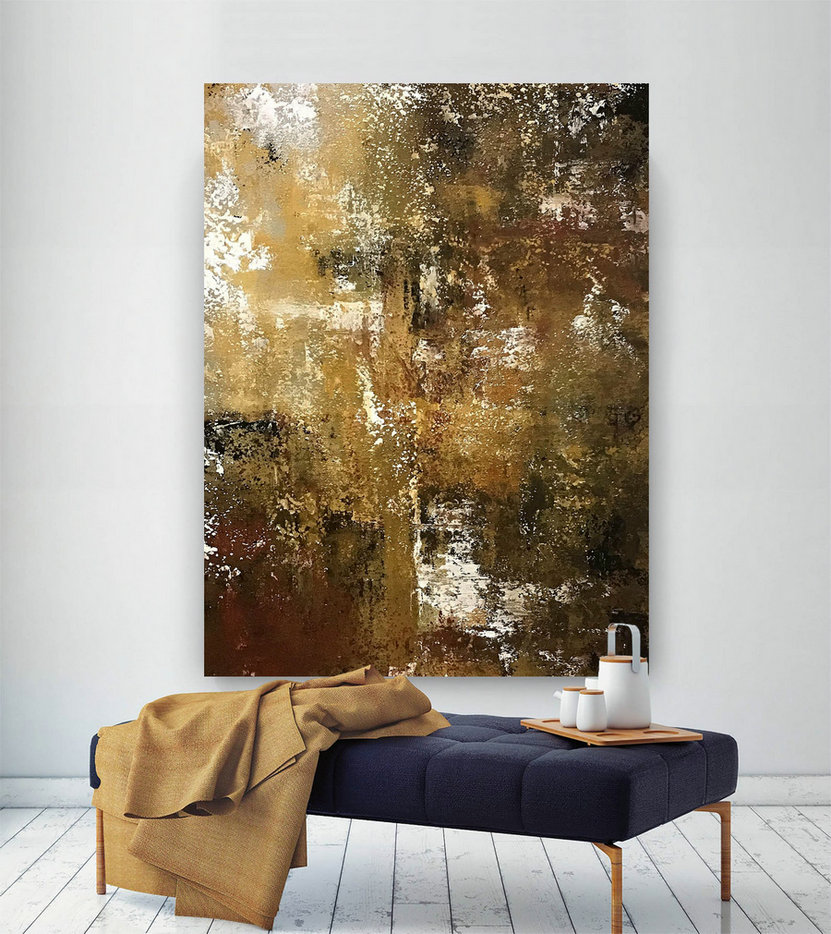 Large Abstract Painting,Original Painting,Large Interior Decor,Modern Abstract,Textured Paintings B2C016,Large Wall Art Pictures