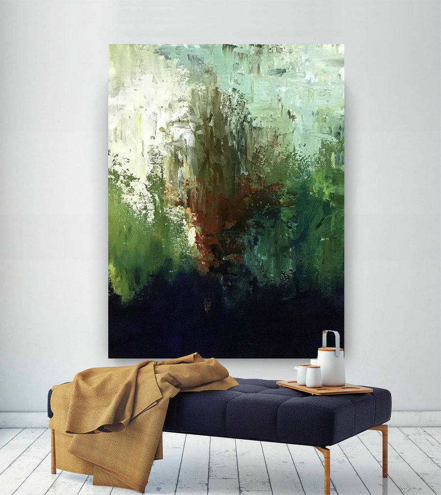 Large Modern Wall Art Painting,Large Abstract Wall Art,Painting Wall Art,Abstract Decor,Home Decor Wall Art,Textures Painting D2C002,Large Paintings For Sale Cheap