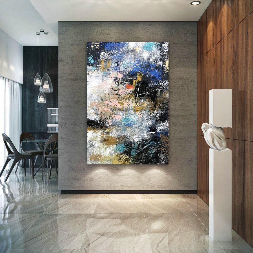 Large Painting On Canvas,Original Painting On Canvas,Original Painting,Abstract Painting,Painting On Canvas,Abstract Texture Art Bnc076,Shop Wall Art By Size