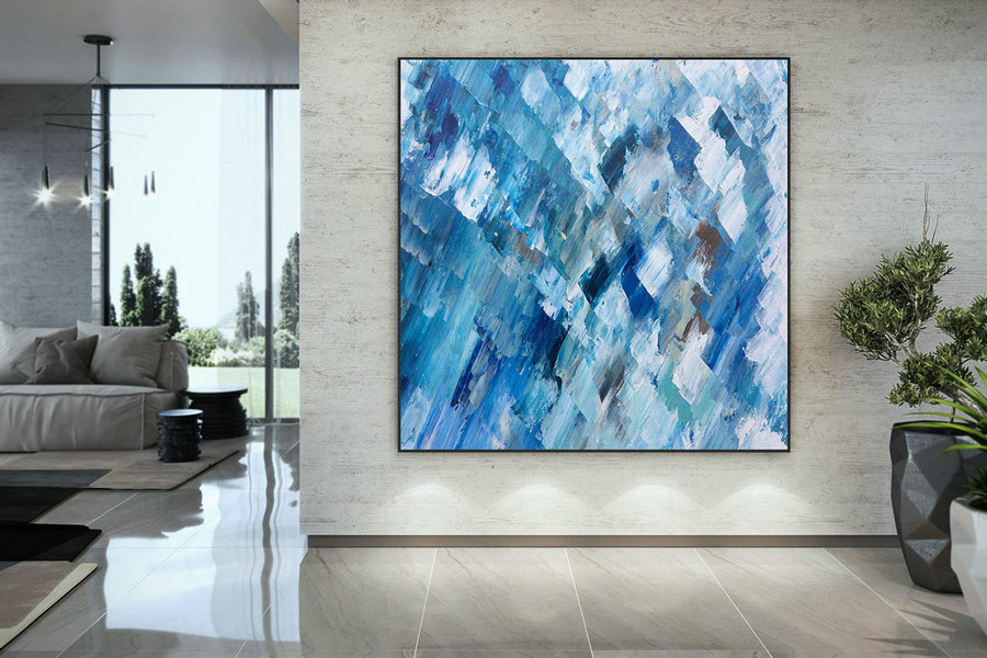 Large Abstract Painting,Modern Abstract Painting,Painting Colorful,Abstract Canvas Art,Colorful Abstract,Textured Wall Decor Dac038,Large Canvas Wall Art For Sale