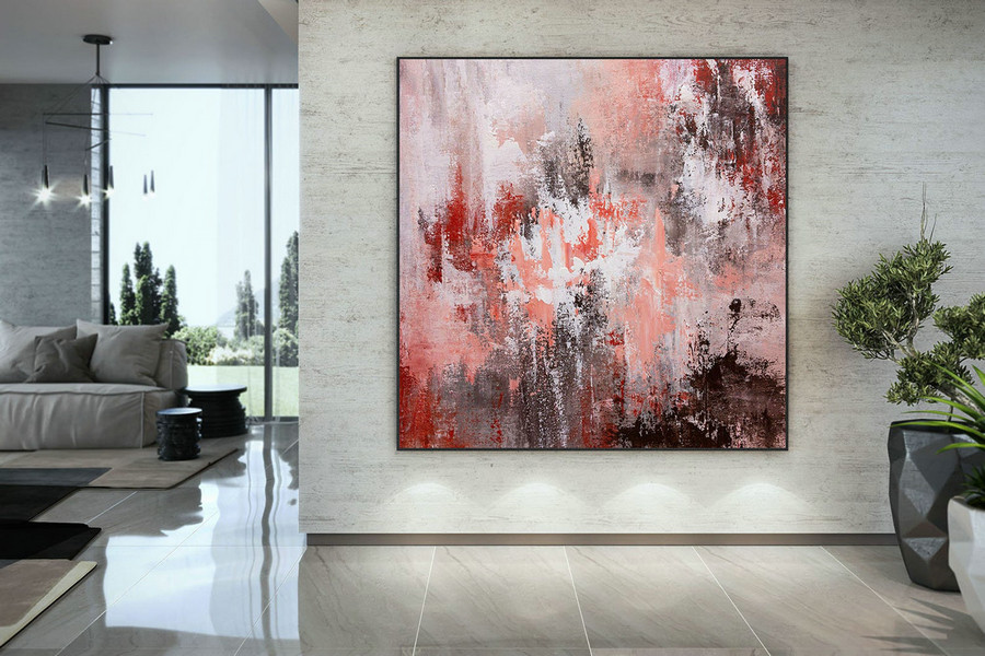 Large Abstract Painting,Original Painting,Large Interior Decor,Modern Abstract,Textured Paintings Dmc199,Large Abstract Paintings On Canvas