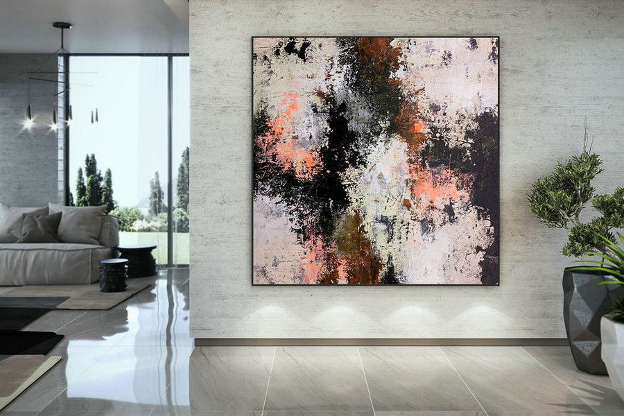 Large Abstract Artwork,Large Abstract Painting,Original Painting,Large Abstract Art,Original Artwork,Texture Wall Art Dmc178,Large Contemporary Canvas Wall Art