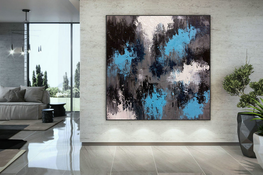 Large Abstract Painting,Modern Abstract Painting,Bright Painting Art,Painting On Canvas,Abstract Painting,Abstract Texture Art Dmc117,Photography Canvas Art