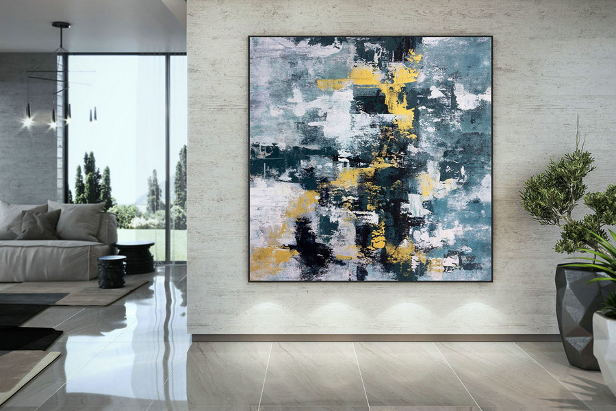 Large Abstract Painting,Modern Abstract Painting,Office Decor Set,Abstract Decor,Texture Art Painting,Art With Texture Dac051,Largefor Sale