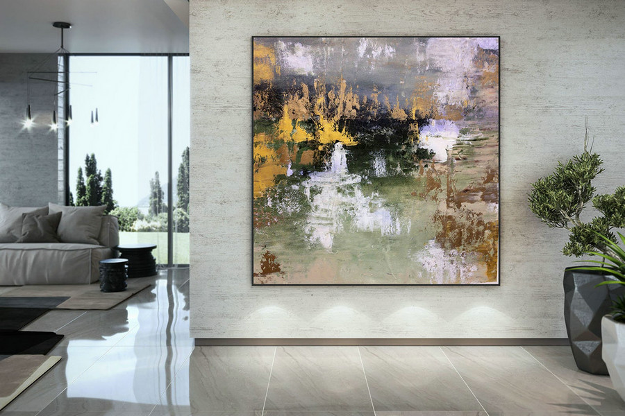 Large Abstract Painting,Original Painting,Large Interior Art,Modern Abstract,Original Textured Dac028,Big Photo Canvas