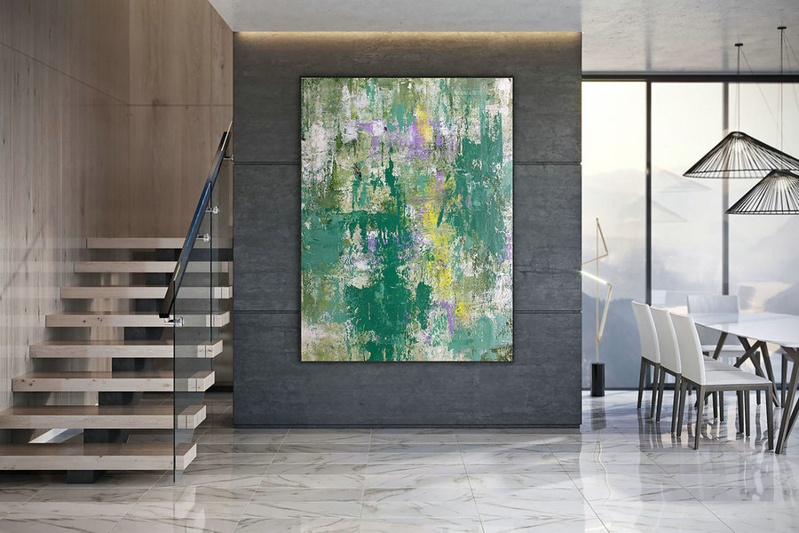 Large Modern Wall Art Painting,Large Abstract Painting On Canvas,Oil Hand Painting,Painting Canvas Art,Large Wall Art Dac026,Art To Canvas